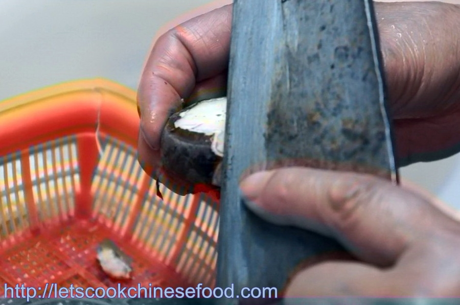 how to cook chinese fish paste