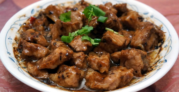 Chinese Recipe : Steamed Spareribs In Fermented soy Bean Sauce ...