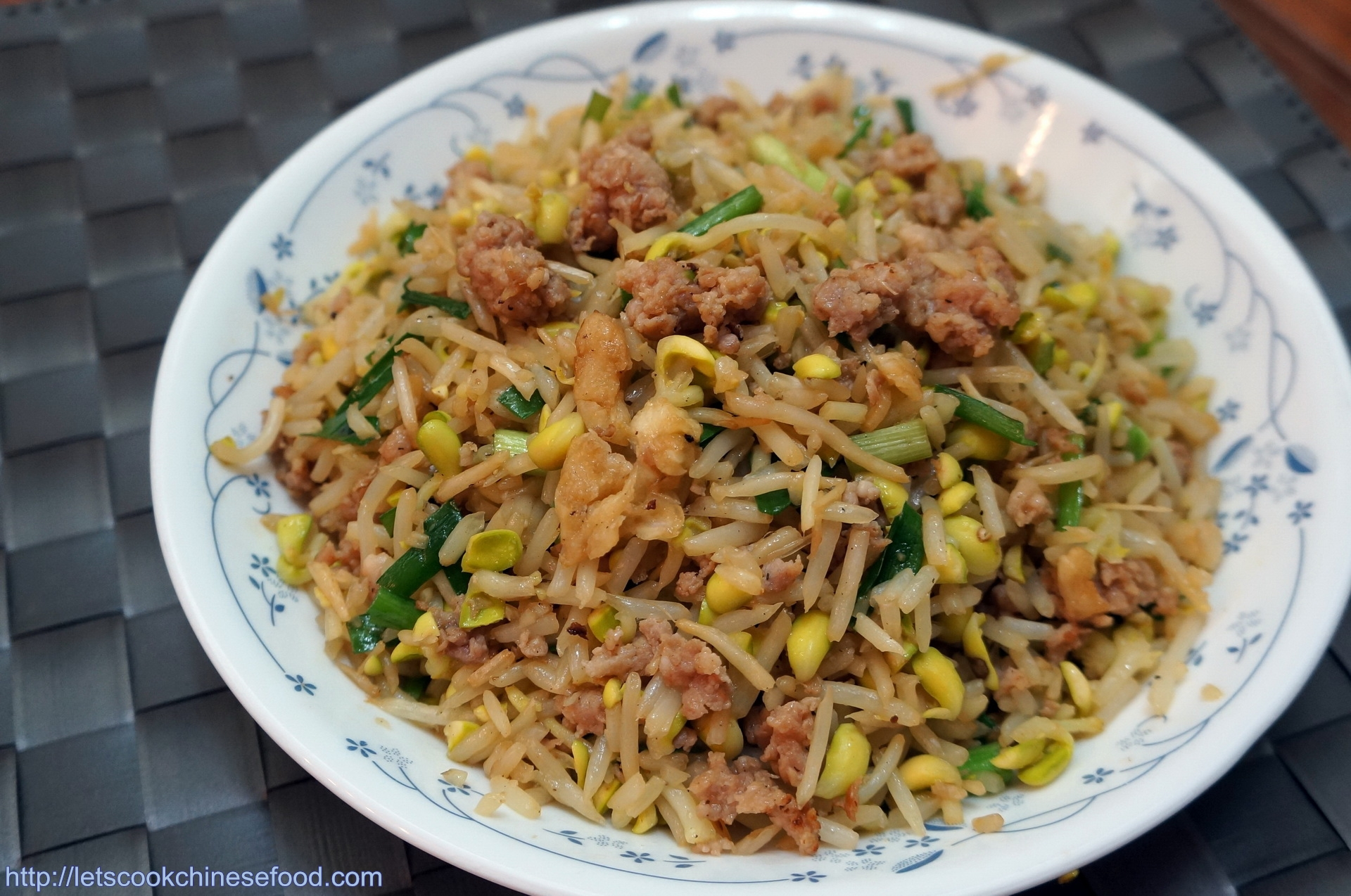 Chinese Food Recipes Pork Fried Rice